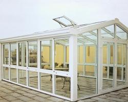 中式现代阳光房设计