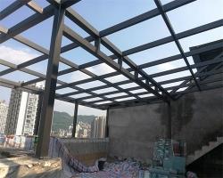 青青佳苑阳光房客厅项目