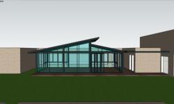耐得工业阳光房方案