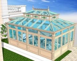 阳光房的设计
