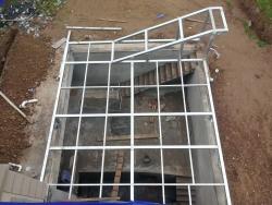 钢结构阳光房框架