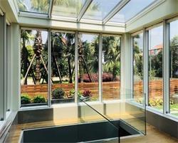 钢结构阳光房定制